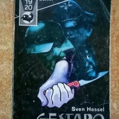 Sven Hassel – Gestapo - Roman
