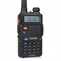 Statie portabila Baofeng UV-5R TP 8W - Statie radio