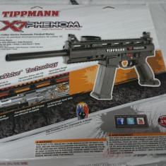 Pachet marker Tippmann X7 Phenom Electric