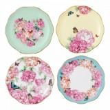 Set 4 farfurii paine/unt 10 cm Miranda Kerr - Farfurie