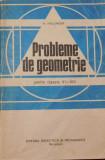 Probleme de geometrie clasele VI - VIII de A. Hollinger