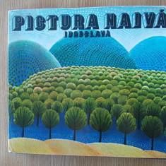 PICTURA NAIVA IUGOSLAVA- cartonata/supracoperta - Album Pictura