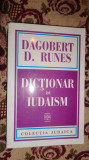 Dictionar de iudaism 291pagini - Dagobert Runes
