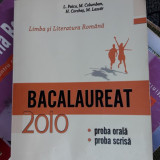 LIMBA SI LITERATURA ROMANA BACALAUREAT PROBA ORALA SI SCRISA -LASCAR, PAICU - Teste Bacalaureat