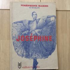 Josephine Josephine Baker Jo Bouillon carte arta muzica film hobby foto 1982 - Carte Arta muzicala