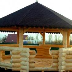 Vând şi confecționez foişoare şi mobilier de grădină din lemn