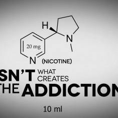 Shoturi de nicotina pentru vapat de concentratie 0-100 mg/ml - Lichid tigara electronica