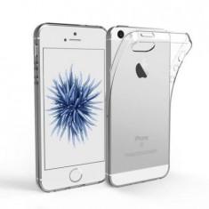 Husa silicon ultra slim 0.3 mm Iphone 5/5S/5C/SE, transparent
