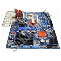 Placa de baza ABIT IP35, FSB 1333MHz, 4x DDR2, 4x SATA, HD Audio 7.1