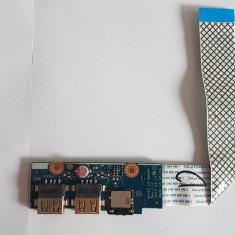Modul USB + audio laptop Acer TravelMate B113 V1VCC ORIGINAL! Foto reale! - Modul audio