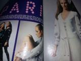 Catalog moda vintage BURDA INTERNATIONAL 1969/70,rochii,cojoace,sacouri,geci,TG