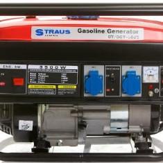 Generator Curent Electric Straus Austria 6.5 CP – PORNIRE LA BUTON