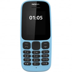 Telefon mobil Nokia 105 2017 Blue