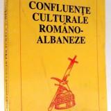 CONFLUENTE CULTURALE ROMANO-ALBANEZE de CRISTIA MAKSUTOVICI, DEDICATIE, 1995 - Istorie