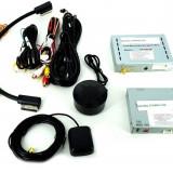 Interfata 2GMMI GPS + Touch. Are WINCE se poate instala IGO. AUDI MMI 2G