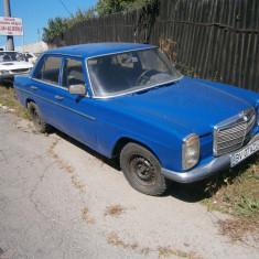 Mercedes 220 D ( 2200 cm³ diesel), An Fabricatie: 1975, Motorina/Diesel, 56000 km, 2197 cmc