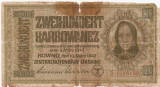 Ucraina 200 karbowanez 1942 U