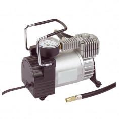 Compresor auto portabil Air Pump, 12 V, 10 A, 100 PSI