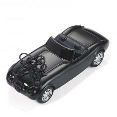 Accesoriu birou masinuta ROAD STAR negru