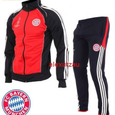 Trening Fc Bayern Munchen model 2017 - Trening barbati, Marime: L, Culoare: Din imagine, Poliester