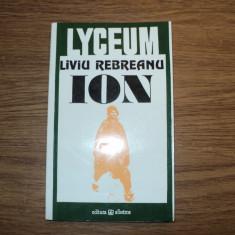 Ion de Liviu Rebreanu, Alta editura