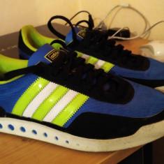 GHETE ADIDAS PT70 BLUE - Adidasi barbati, Marime: 42, Culoare: Albastru