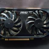 Placa video Gaming MSI nVidia GeForce GTX 560 Dual Fan 1GB GDDR5 256BIT