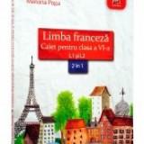 Limba franceza. Caiet clasa a 6-a. L1 & L2 - Culegere Matematica