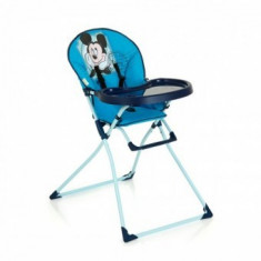 Scaun Pentru Masa Mac Baby Mickey Blue Hauck
