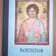ACATISTIER, 1991, TEOCTIST- cartonata - Carti bisericesti