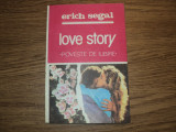 Love Story - Poveste de iubire de Erich Segal