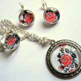 Set bijuterii model traditional 29516