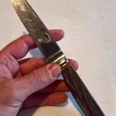 Cutit vechi tip vanatoare - Briceag/Cutit vanatoare