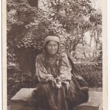 Carte Postala Tiganca Ghicitoare ghioc - Carte Postala Muntenia 1904-1918, Necirculata, Printata