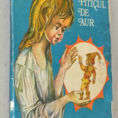 Carte Povesti - Piticul de aur, Lia Dracopol Fudulu (deteriorata) - Carte de povesti