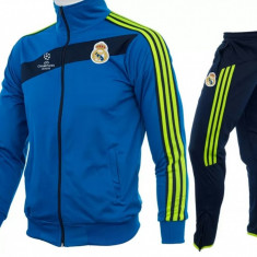 Trening Real Madrid model 2017 - Trening barbati, Marime: S, M, L, XL, XXL, Culoare: Din imagine, Poliester