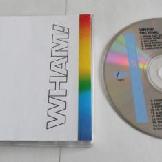 Wham! - Final (1986) CD - Muzica Pop sony music