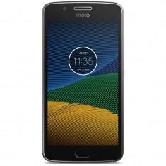 Smartphone Motorola G5 16GB Dual SIM 4G Dark Grey - Telefon Motorola