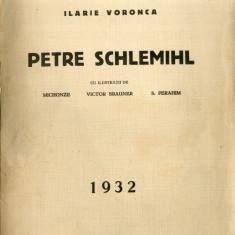 Semnat de Ilarie Voronca Petre Schlemihl 1932 Michonze Victor Brauner S Perahim