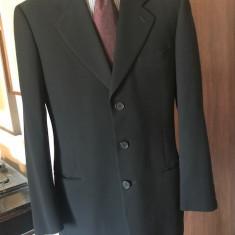 Costum barbati Giorgio Armani GIOGIO ARMANI, mas. 50R, Culoare: Negru, 3 nasturi, Lana
