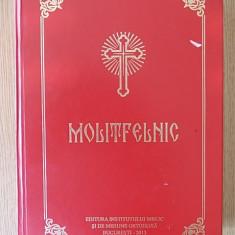 MOLITFELNIC, 2013- cartonata - Carti bisericesti