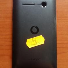 Capac Vodafone Smart 4 Negru Folosit ST - Capac baterie