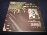 Charlie Kunz - The World Of Charlie Kunz _ vinyl,LP _ Decca(UK), VINIL, decca classics