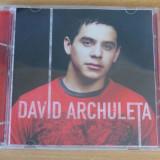David Archuleta - David Archuleta CD Special Edition (2009) - Muzica Pop sony music