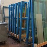 Rafturi Coli Sticla Semiautomat Cu 10 pozitii