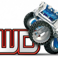 Kit educational SUV functional cu apa sarata
