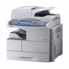Imprimanta Multifunctionala LaserJet Monocrom, A4, Samsung 6545N, 45 pagini/minut, 200.000 pagini lunar, 1200x1200 DPI, Duplex, USB, Network, Fax