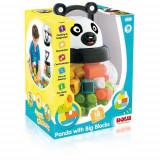 Joc de Constructie Panda 18 Piese