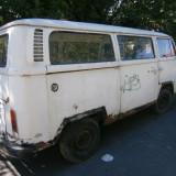 Minibuz volkswagen 3 + 1 usi, An Fabricatie: 1977, Benzina, 150000 km, 1600 cmc, MULTIVAN