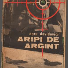 (C7773) ARIPI DE ARGINT DE DORU DAVIDOVICI